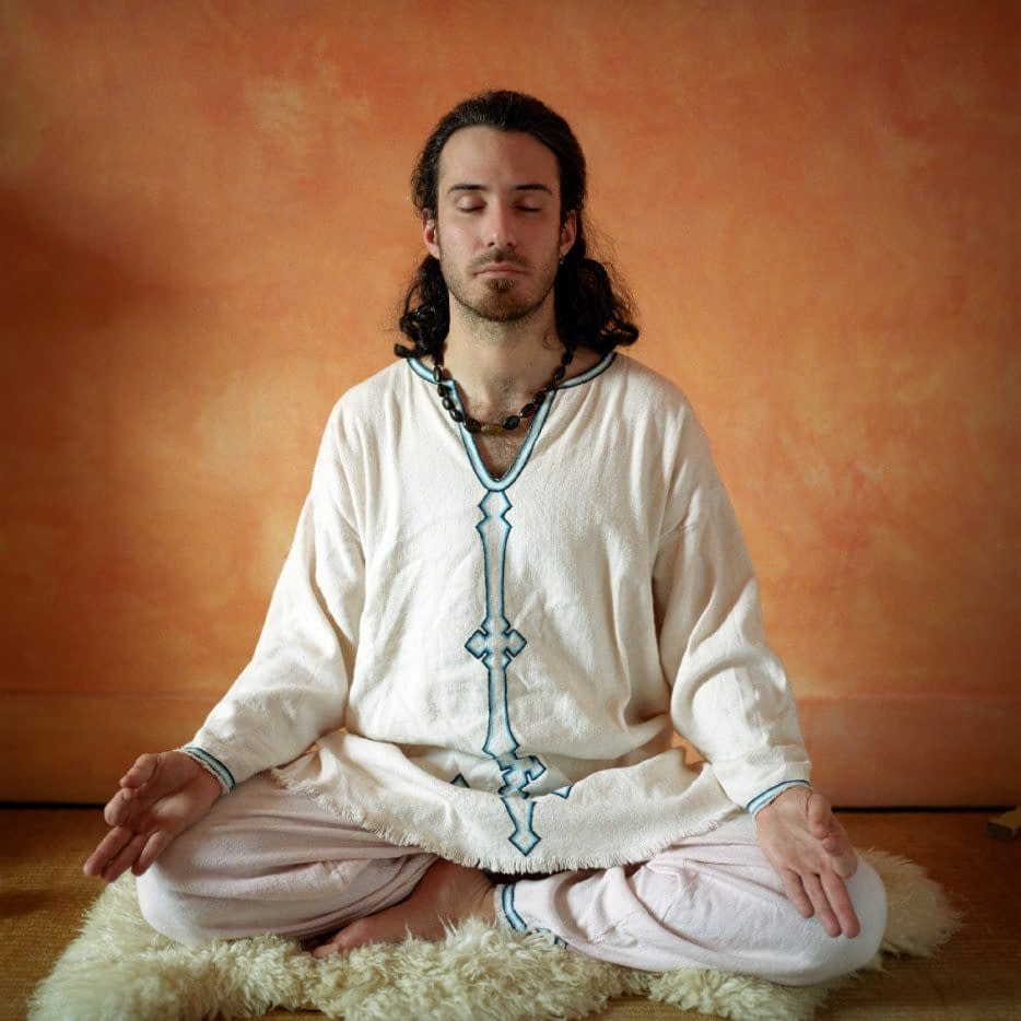 Vous voulez découvrir et vous initié aux méditations avec Romain Salomon ?