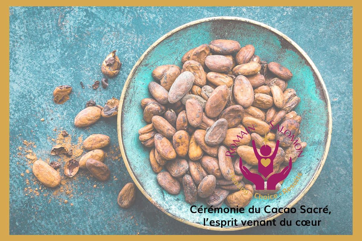 Comment se reconnecter à votre coeur grâce à la cérémonie du cacao sacré ?