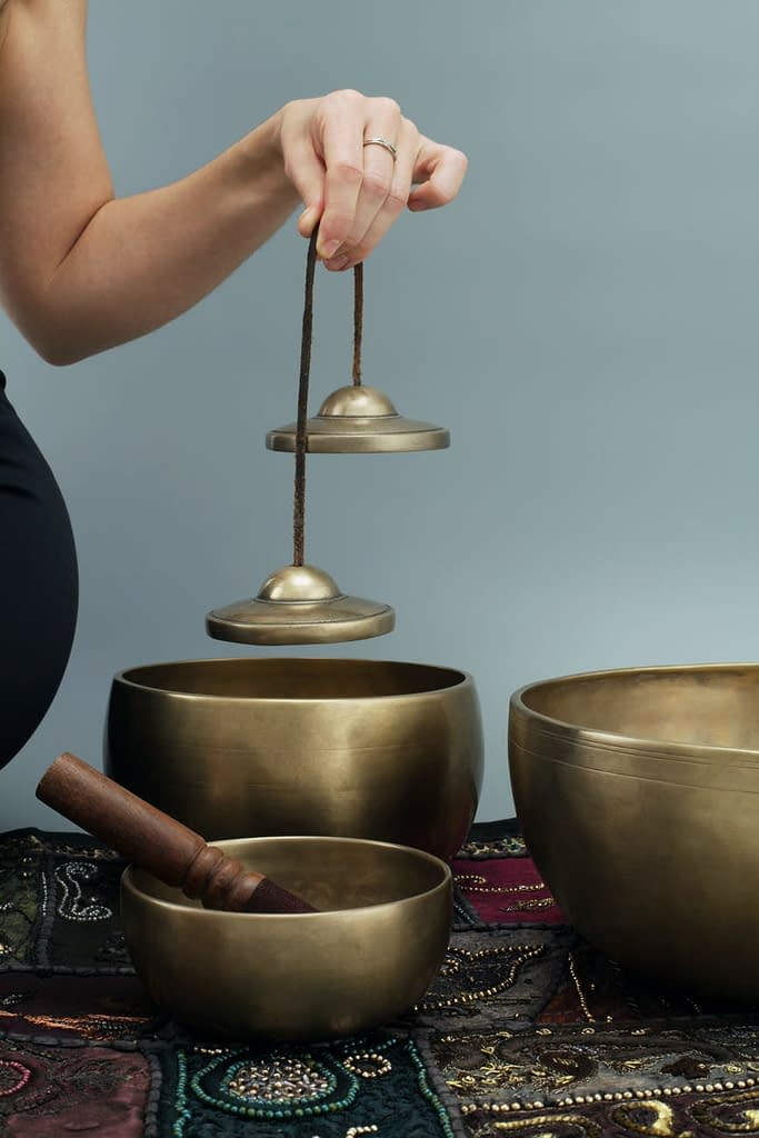 Bain sonore et Sonothérapie connaissez-vous les instruments utiles à la thérapie par le son ?