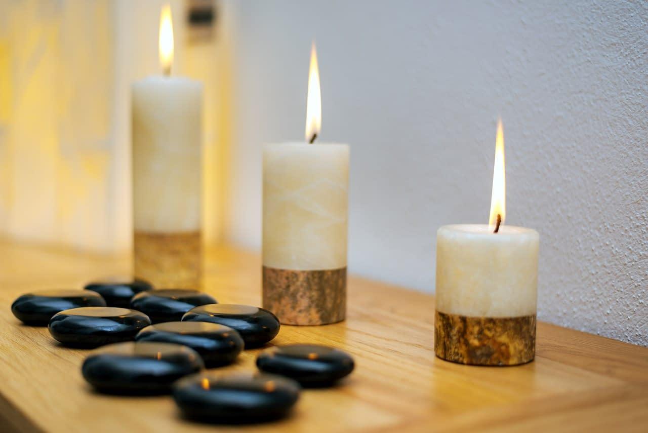 Comment choisir et utiliser les bougies lors d'un massage tantrique ou du tantra ?