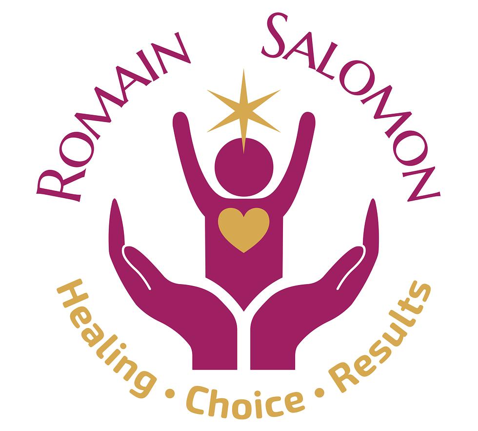 Logo de Romain Salomon pour séance individuelle au cabinet ou en ligne.