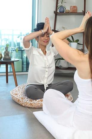 Comment transférer l'énergie du Chakra dans tout le corps ?