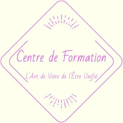 Logo du Centre de Formation L'Art de Vivre de l'Être Unifié en thérapie holistique à Paris 13e