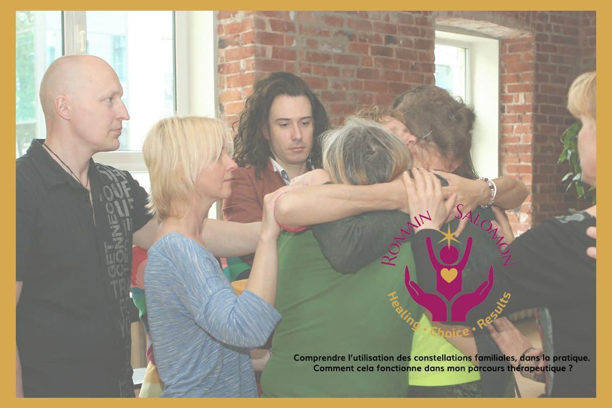 Comprendre l'utilisation des constellations familiales, dans la pratique comment cela fonctionne dans mon parcours thérapeutique ?